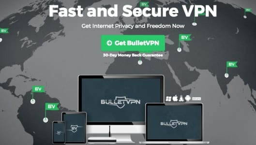 BulletVPN - Besti MLB.TV VPN 2017